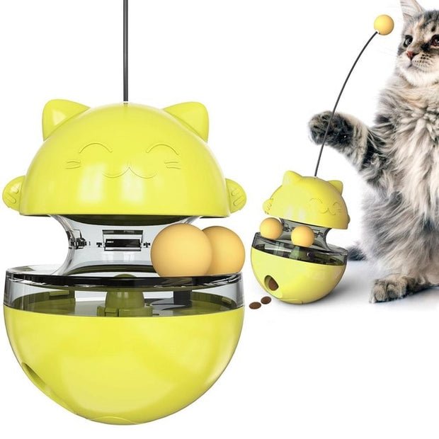 Cat Tumbler Dispenser Toy