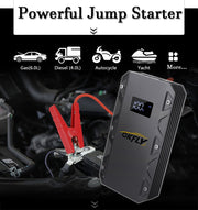 Survival Jump Starter Kit