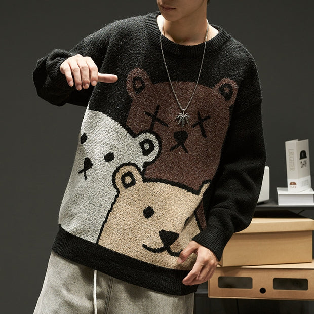 Bear Sweater