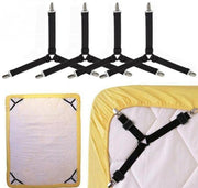 Clip On Bed Sheet Suspenders