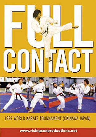 Full Contact 1997 World Karate Tournament (Okinawa Japan)