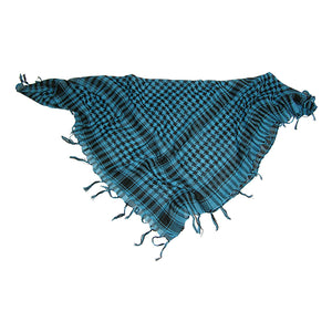 Spec Ops Shemagh Keffiyeh Tactical Scarf Headwrap SKY BLUE paintball airsoft 38""