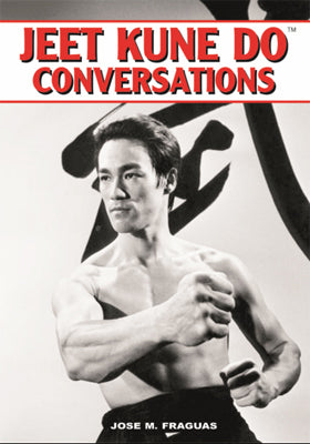 Jeet Kune Do Conversations Book - Concepts Principles Dan Lee Ted Wong Inosanto
