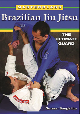 Masterclass Brazilian Jiu Jitsu Ultimate Guard Techniques Book Gerson Sanginitto
