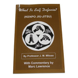 What is Self Defense? Kenpo Jiu Jitsu book James Mitose Kosho Ryu Kenpo