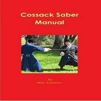 Russian Cossack Saber Manual #1 - 19th Century Russia Caucasus Shashka Book Marc Lawrence