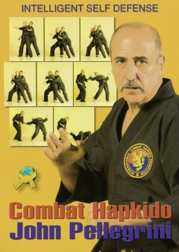 Combat Hapkido Korean Karate Intelligent Self Defense Book John Pellegrini