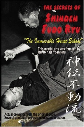 Secrets of Shinden Fudo Ryu Ju Jitsu Book By Master Yoshiteru