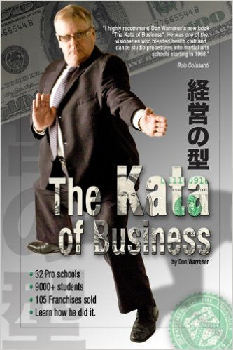 Kata Of Business Hardcover By Don Warrener