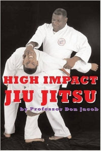 High Impact Ju Jitsu Purple Dragon Book By Don Jacob