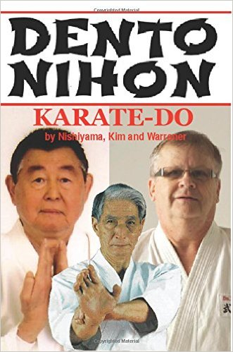 Dento Nihon Karate Do Book By Hidetaka Nishiyama & Richard Kim & Don Warrener