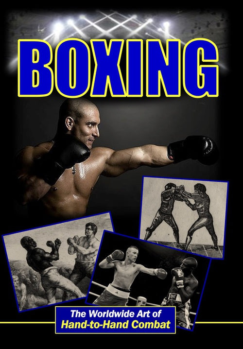 Boxing Worldwide Art Hand to Hand Combat Book by Edwin Haislet