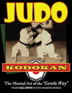 Judo Kodokan Martial Art Gentle Way Book by Kano Risei