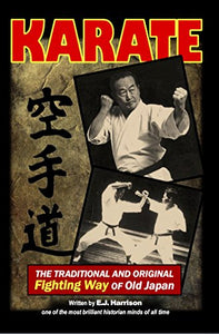 Traditional Original Fighting Way Old Japan Book by E. J. Harrison