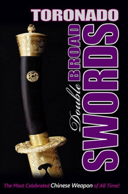 Tornado Double Broad Swords Book by P. Chan