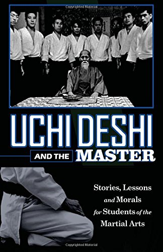 Uchi Deshi and Master Book By Malcolm Phipps