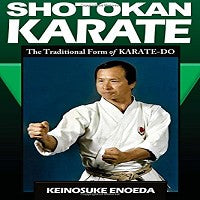 Shotokan Karate Traditional Form of Karate-Do Book By Keinosuke Enoeda