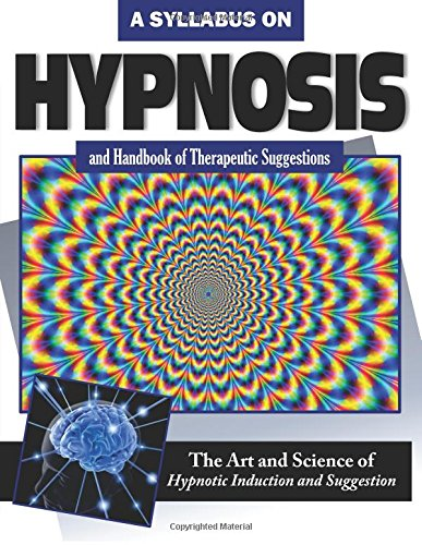 Syllabus on Hypnosis Book By American Society of Clinical Hypnosis Education & Research Foundation
