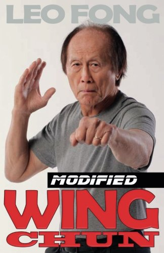 Modified Wing Chun Kung Fu Book by Leo Fong boxing jeet kune do