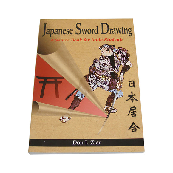 Japanese Sword Drawing Book Iaido Zier