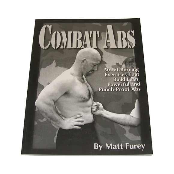 Combat Abs 50 Fat-Burning Exercises Book Matt Furey