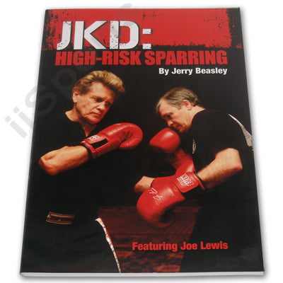 Bruce Lee Jeet Kune Do High Risk Sparring Practical Fighting Book Jerry Beasley