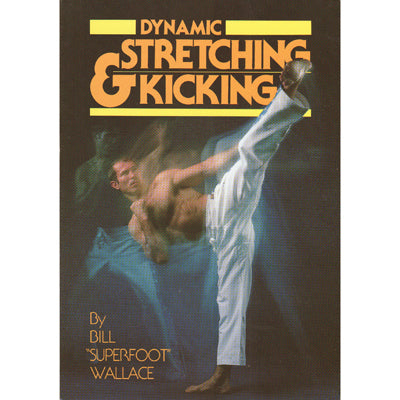 Dynamic Stretching Kicking Book Bill