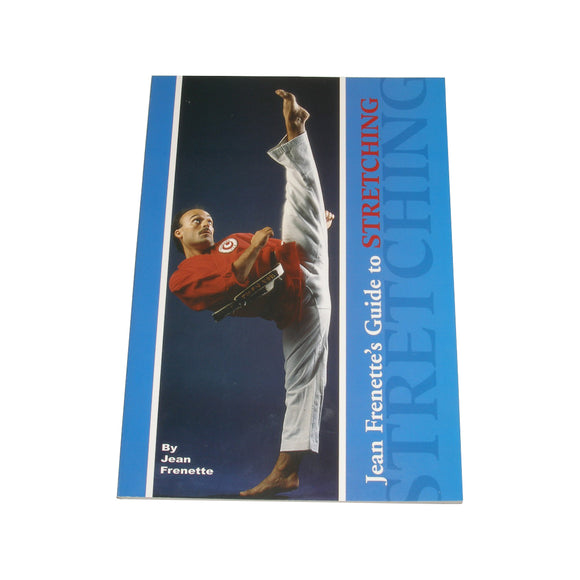 Jean Frenette's Complete Guide Stretching Book