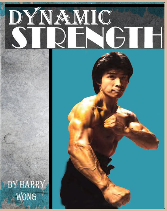 Dynamic Strength Training Kung Fu San Soo Master Harry Wong flowing isometrics