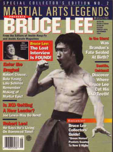 Martial Arts Magazine Bruce Lee JKD Joe Lewis Shannon Lee 9/94 September 94
