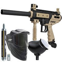 Tippmann Cronus Paintball Gun Power Pack Set