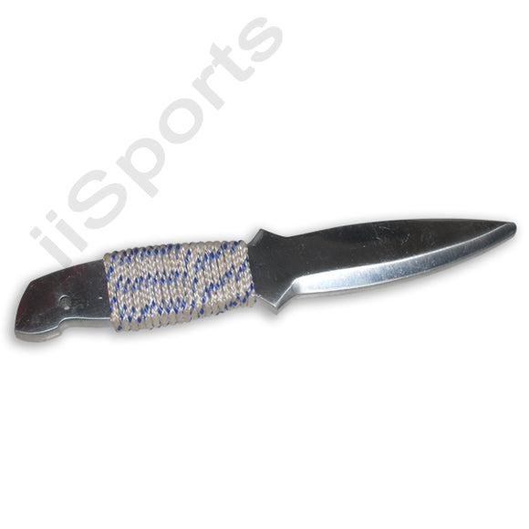 Aluminum Practice Dull Single Edge Knife 8