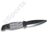 Aluminum Practice Dull Single Edge Knife 8""