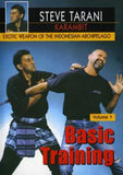 Indonesian Karambit Blade #1 Basic Training DVD Steve Tarani edged weapon