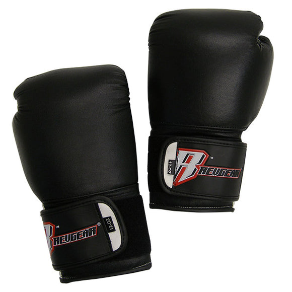 Leather Training Boxing Gloves 12oz