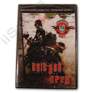 Traumahead Sportz Chicago Paintball Open 2005 DVD Pomona babes New! nppl