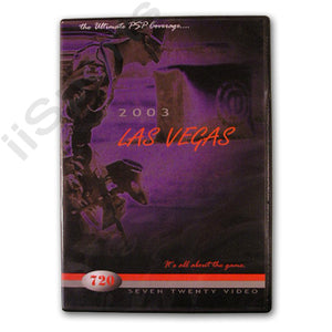720 Paintball PSP Las Vegas 10 man Pro Open Tournament 2003 DVD