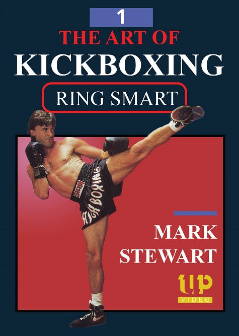 Art of Kickboxing Ring Smart #1 DVD Mark Stewart