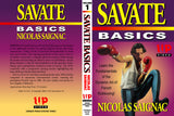 Savate #1 Basics of French Kickboxing DVD French Cup Champion Nicolas Saignac