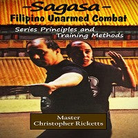 Sagasa Filipino Unarmed Combat Martial Arts #2 Training DVD Christopher Ricketts