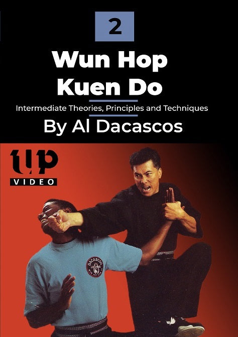 Wun Hop Kuen Do #2 Snap Thrusting Techniques DVD Al Dacascos kajukenbo