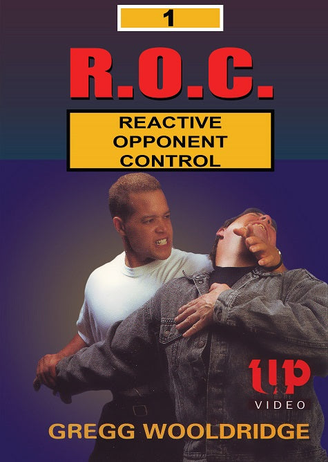R.O.C. Reactive Opponent Control #1 Foundation DVD Gregg Wooldridge