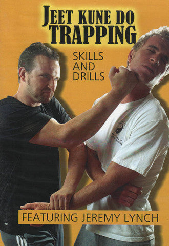 Bruce Lee Jeet Kune Do Trapping Skills & Drills DVD Jeremy Lynch