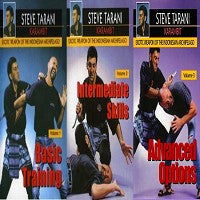 3 DVD Set Indonesian Karambit Knife - Indonesian Exotic Weapon Steve Tarani
