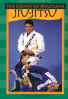 Essence Brazilian Jiu Jitsu Arm Locks DVD Rigan Machado MMA carlos gracie