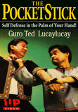 Pocket Stick Filipino Martial Arts Self Defense DVD Ted Lucaylucay escrima kali