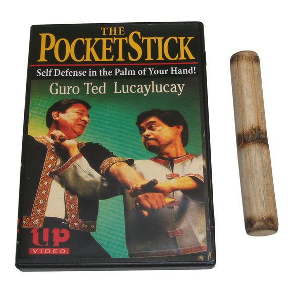 Guro Lucaylucay Pocket Stick DVD & Olisi Palad SET