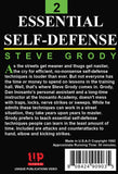 Essential Self-Defense #2 Focus Gloves Defending Counters DVD Steve Grody