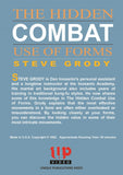 Hidden Combat Use of Forms martial art DVD Steve Grody escrima arnis kali fma