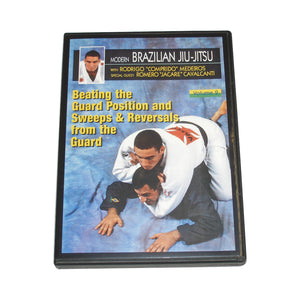 Modern Brazilian Jiu Jitsu #2 Beating the Guard DVD Rodrigo Comprido Medeiros